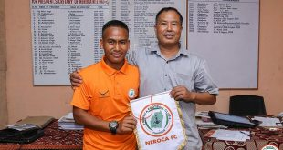 NEROCA announce the return of midfielder Akbar Khan!