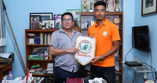 NEROCA sign talented defender Lamjingba Mutum!