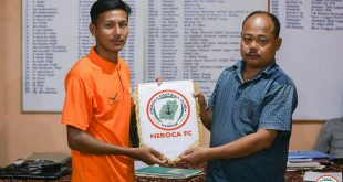 NEROCA sign talented winger Lourembam David Singh!