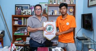 NEROCA sign young winger Songpu Singsit!