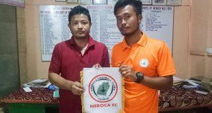 NEROCA sign defender Takhellambam Deepak Singh!