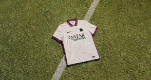 Nike & AS Roma brings back a classic with new away kit!