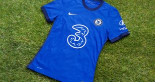 Chelsea FC announce mobile network Three as their shirt sponsor!