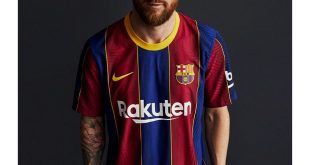 Nike & FC Barcelona officially present 2020/21 jersey!