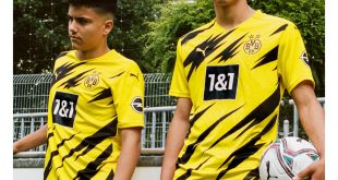 PUMA presents Borussia Dortmund 2020 home kit inspired by U-Bahnhof Westhallenhallen!