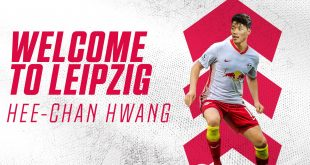 South Korea's Hee-chan Hwang joins RB Leipzig from Red Bull Salzburg!