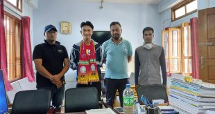Youngster Seiminmang Manchong joins TRAU FC from Odisha FC!
