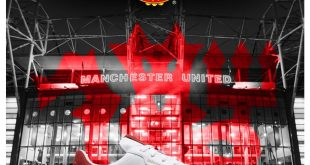 Course meets pitch in adidas' limited edition Manchester United footwear!