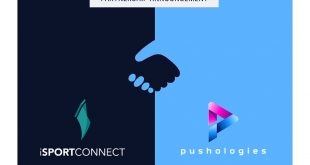 Pushologies appoints iSportconnect as a strategic partner!