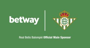 Betis Sevilla sign on Betway as new partner!