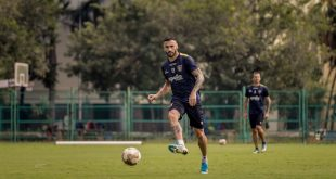 Brazilian defender Eli Sabia signs Chennaiyin FC contract extension!
