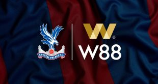 Crystal Palace announces shirt sponsorship with W88!
