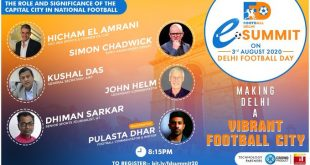 Football Delhi eSummit VIDEO: The Role & Significance of the Capital City in National Football!