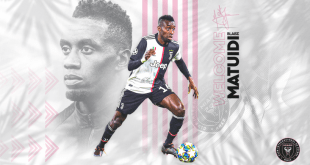 Inter Miami CF signs France midfielder Blaise Matuidi!
