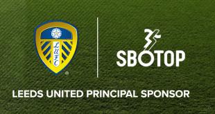 Leeds United & SBOTOP enter multi-year partnership!