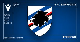 Macron new Technical Sponsor of UC Sampdoria!