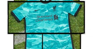 Bold is the Name of Liverpool FC's Away Game by Nike!