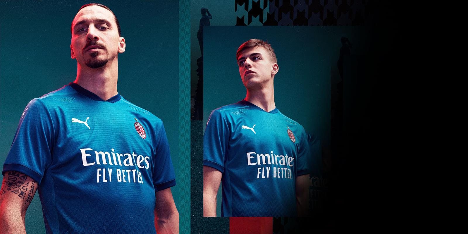 Puma Ac Milan Present New 2020 21 Third Kit Inspired By Italian High End Fashion