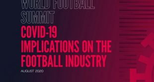 World Football Summit Report: COVID-19 challenges will remain in play until 2024!