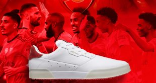 Start the post-season in style with new adicross Retro Arsenal FC edition!