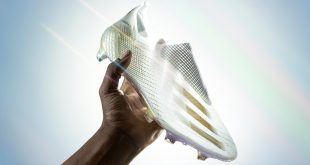 adidas X Ghosted boot: Designed for new levels of speed!