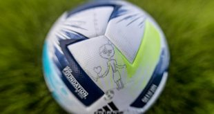 Children across Europe help design the 2020 UEFA Super Cup match ball!