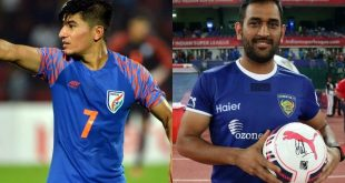 Anirudh Thapa: MS Dhoni's 'aggression' has had a positive influence on my game!