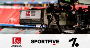 Bundesliga International, OneFootball & SPORTFIVE enable innovative Bundesliga broadcasting in Brazil!