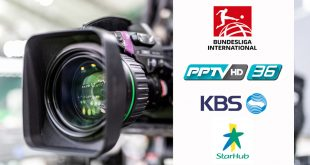 Bundesliga strengthens position in Asia with three new broadcast partner announcements!