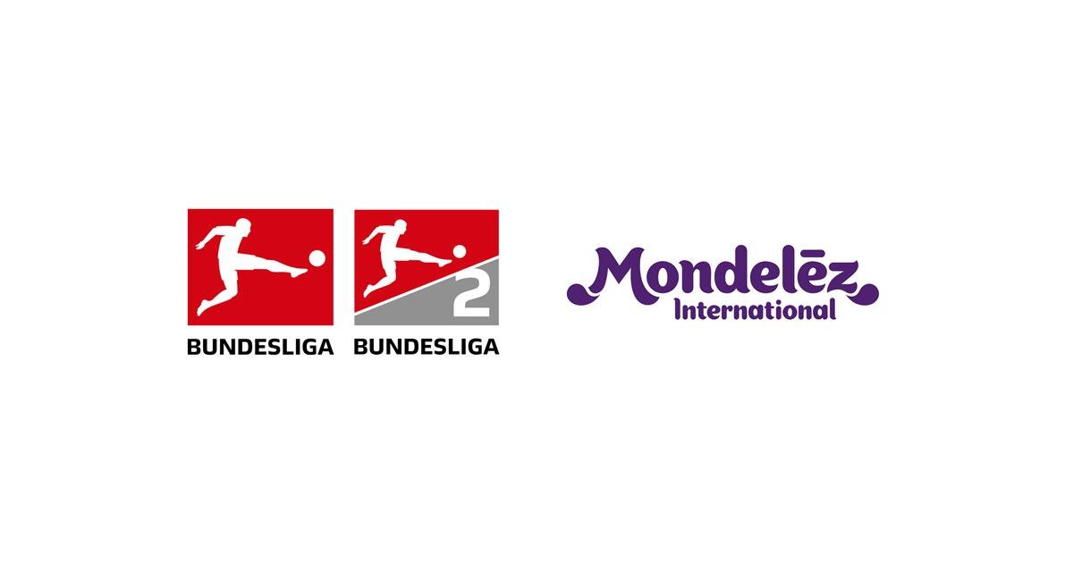 mondelez international to become official partner of bundesliga bundesliga 2 mondelez international to become official partner of bundesliga bundesliga 2