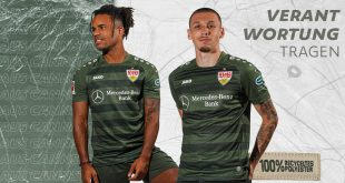 JAKO launch VfB Stuttgart's 2020/21 season third kit!