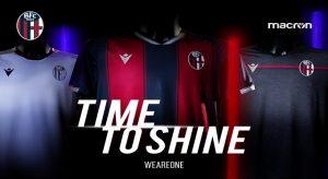 Bologna Fc Macron Present The New 2020 21 Season Kits