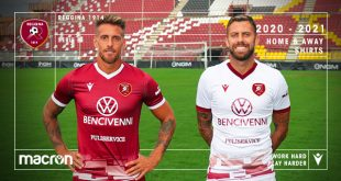 Reggina 1914 and Macron present the new 2020/21 kits!