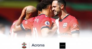 Southampton FC announce Acronis as Official Cyber Protection partner!