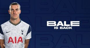 Gareth Bale leaves Real Madrid to join old club Tottenham Hotspur on loan!