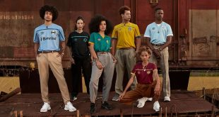 UMBRO celebrates 125 Years of Football in Brazil with new third kits!