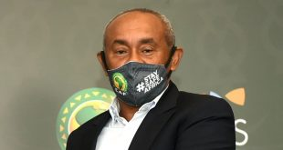CAF president Ahmad Ahmad has contracted COVID-19!
