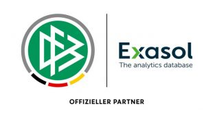 Exasol announces partnership with the German Football Association (DFB)!