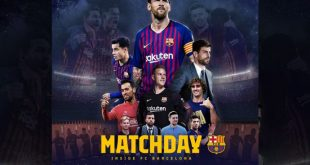 Discovery Plus premieres sports docuseries 'Matchday – Inside FC Barcelona' in English, Hindi, Tamil & Telugu!