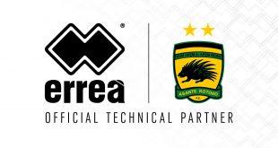 Errea Sport & Asante Kotoko SC sign three year agreement!