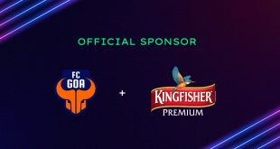 FC Goa welcomes aboard Kingfisher as Official Sponsor!