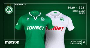Macron & Omonoia FC unveil 2020/21 season match kits!