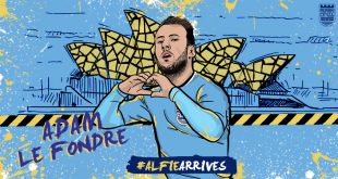 Mumbai City FC seal loan move for Adam le Fondre!