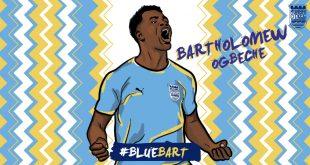 Mumbai City FC confirm signing of Bartholomew Ogbeche!