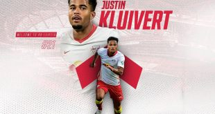 Justin Kluivert joins RB Leipzig on loan from AS Roma!