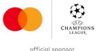 Mastercard renews UEFA Champions League partnership!