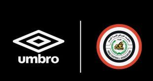UMBRO announces partnership with Iraq Football Association!