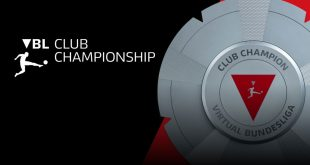 Virtual Bundesliga's VBL Club Championship kicks off in November!