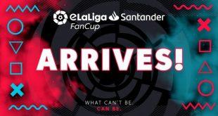 eLaLiga Santander Fan Cup, the most international eLaLiga tournament ever!
