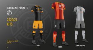 RG Punjab FC launch their 2020/21 season kits by T10Sports!
